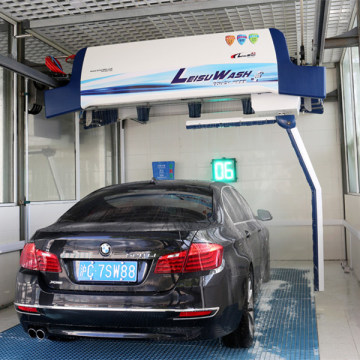 Leisu wash 360 automatic car wash machine