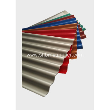 Damproof Mgo Roofing Sheet