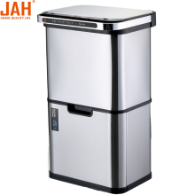 JAH 430 Stainless Steel Compactor with Ozone Sanitizing