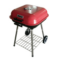 "BBQ Charcoal Grill 18"" Square"