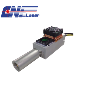 532 nm Green Laser Marking Source