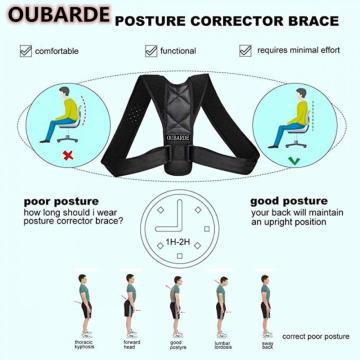I-body Straightener Neoprene Fixing Posture Corrector
