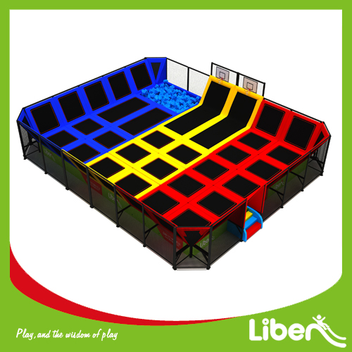 Used rectangular trampolines for sale