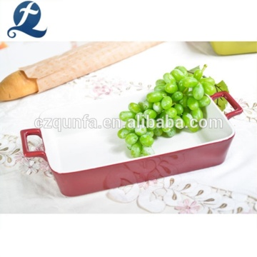 Custom Made Rectangle Cake Baking Pans With Handle