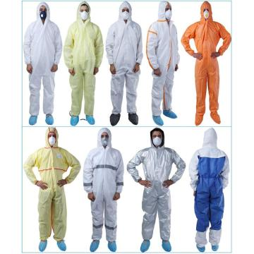 Custom disposable protective suit surgical clothing