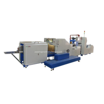 Professional Factory Automatic Paper Bag Making Machine