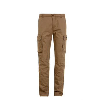 Man's Twill Cargo Pants