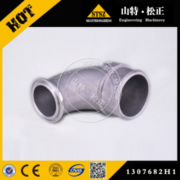 PC350LC-8 pipe air transfer 1307682H1 komatsu excavator parts