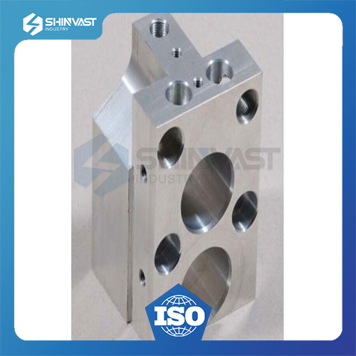 Cnc machining aluminum milling part