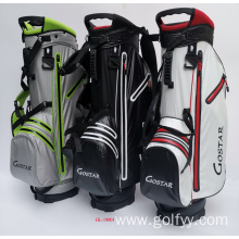 Outdoor Sports Waterproof Nylon Golf Stand Bag