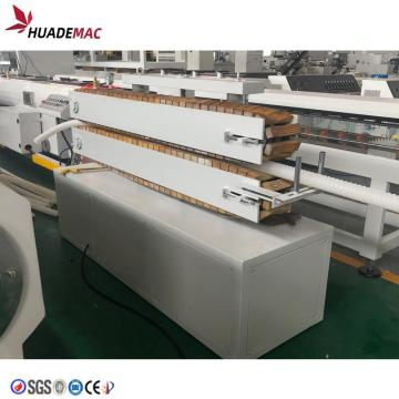 PP PE Spiral Protective Sheath Tube Machinery