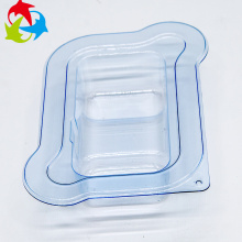 Recyclable Customized Clear Plastic Blister PETG Tray