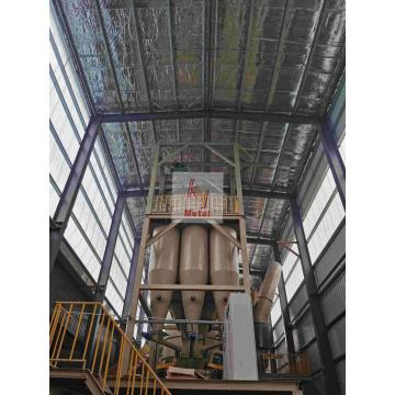 Clay sand processing equipment