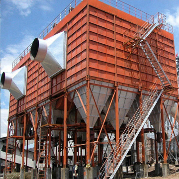 Pulse Jet Baghouse Dust Collector for Mining Industry