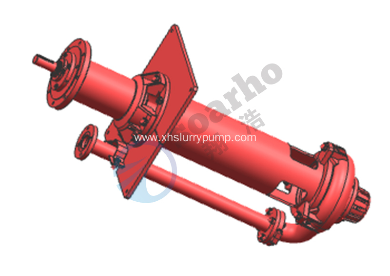 65QV-SP Sump Slurry Pump