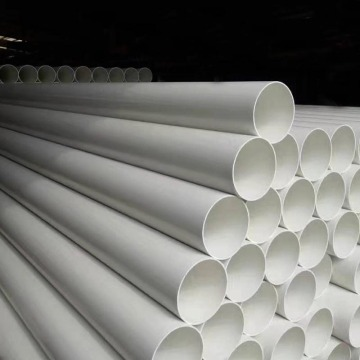 Large Diameter Smooth PVC Pipe