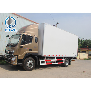 8 Tons Refrigerated Truck 4 X 2