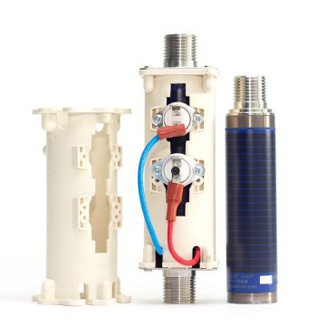Under pressure heater for instant water heater