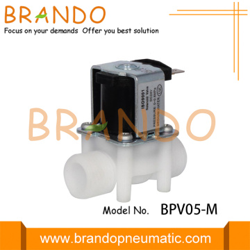 1/2'' Male POM Thread Plastic Water Solenoid Valve