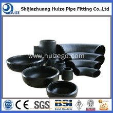 black galvanized pipe and fitting