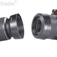 Replacement SLR Camera Lens Hood HB-45 HB 45 HB45 Lens Hood For Nikon D3100 D5100 D5200 D3200 18-55mm for DX / f/3.5-5.6G VR