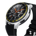 Gear S3 cover For Samsung Gear S3 Frontier Galaxy Watch 46mm Ring Adhesive Cover Anti Scratch smart watch band accessories s3 46