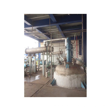 High pressure 3000l electrothermal industrial reactor
