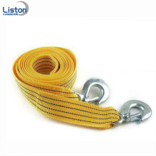 3000KG heavy duty towing strap hook tow strap