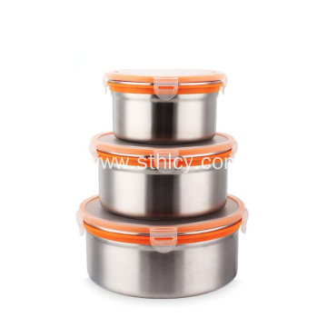 201 3-Piece Food Storage Container Set