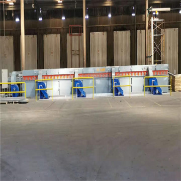 Plywood Veneer Drying Line