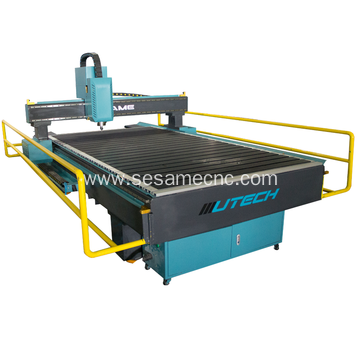 5kw Double Color Board Carving Machine for Advertisement