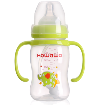 200ml Wide Neck PP Bottle For Baby Feeding