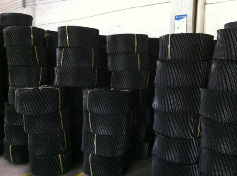 PVC Sheet Spindel Fill For Spindle Cooling Tower