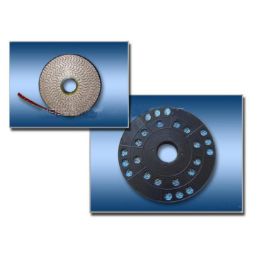 Fe Adhesive Weight Roll disc packing