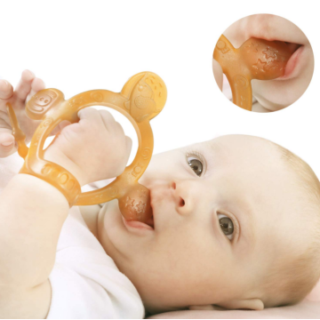 Custom Silicone Molars Adjustable Baby Teething Toys
