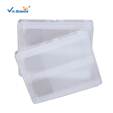 Microscope Slide Plastic Storage Box