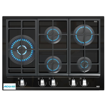 Cata 5 Burner Gas Hob Built-in