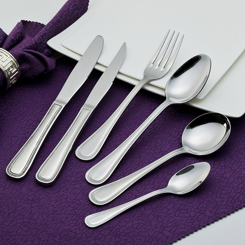 36 Piece Stainless Steel cutlery set