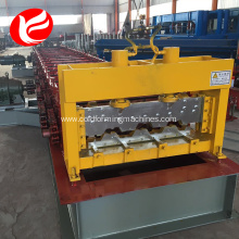 Galvanized floor deck panel  making machine