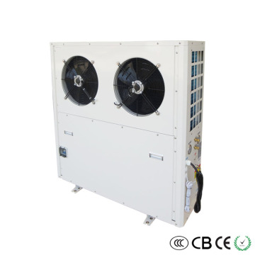 high efficient EVI heat pump water heater