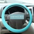 Antiskid New Silicone Car Steering Wheel Cover Protector