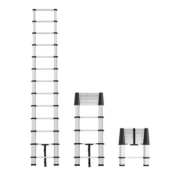 EN131 standard ladder joint extension ladder herringbone