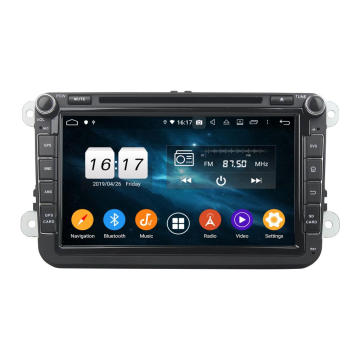 Android 9.0 car dvd player for VW universal