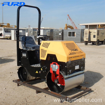 Hot Sale Hydraulic Small Vibratory Asphalt Road Roller
