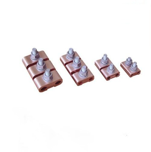 Overhead Hardware Accessories JBT Copper PG Clamp