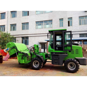 Road Sweeper Truck For Cleaning sand stone soil
