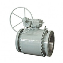 Trunnion Pipeline Ball Valve