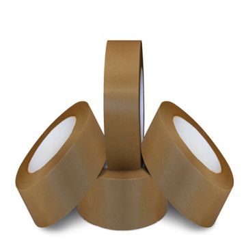 Wholesale price adhesive bopp brown shipping tape
