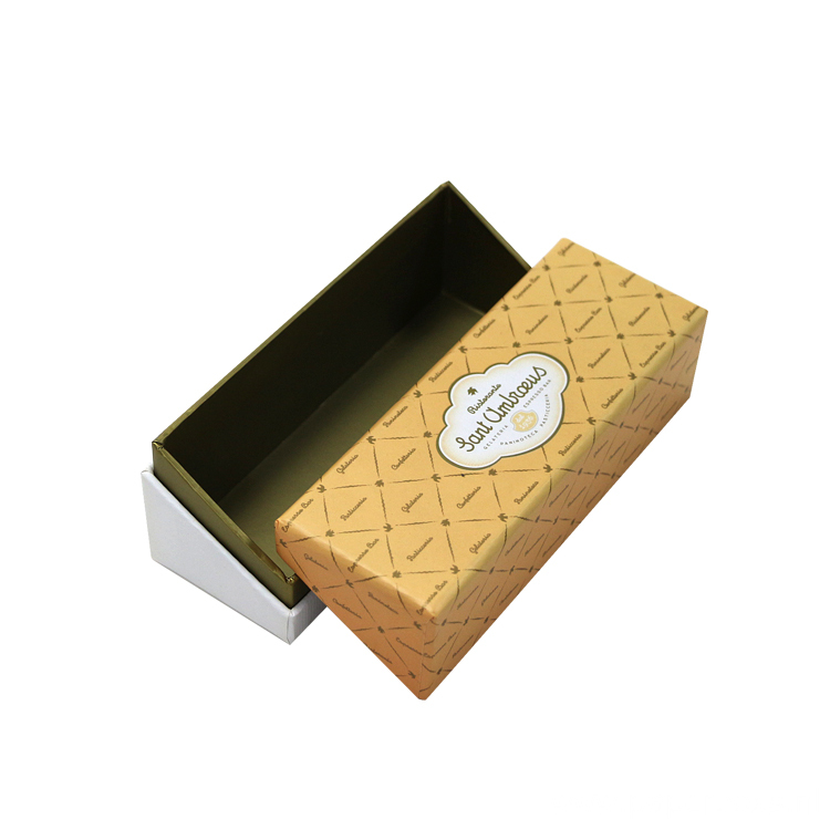 Set-up Paper Box With Slant Lid