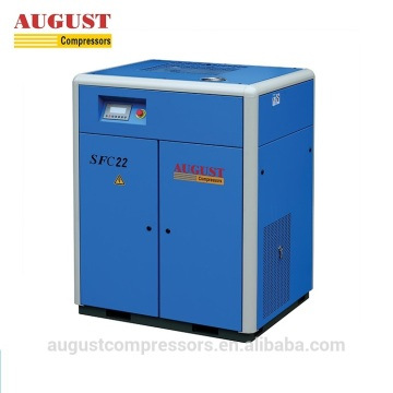 AUGUST 22KW 30HP VSD screw compressor air end